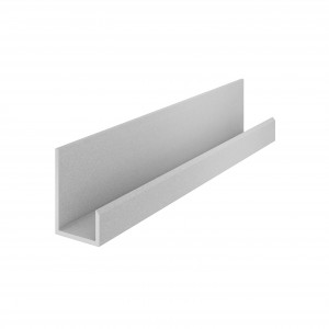 Starter Edging Trim for Kerradeco Vox wall cladding | Rockwell Building Plastics