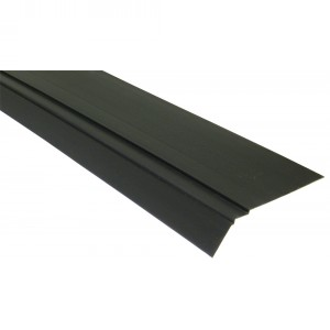 Eaves Protector Tray Black 1.5m | Rockwell Building Plastics