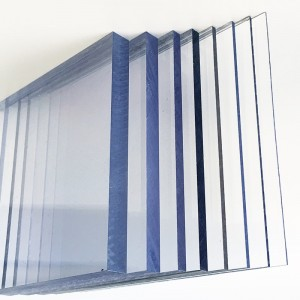 Solid Clear Polycarbonate | Rockwell Building Plastics