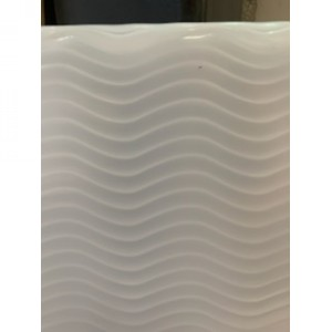 10mm Opal Polisnake Strongwave Multiwall Polycarbonate Sheet | Rockwell Building Plastics