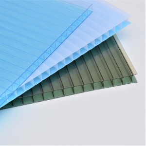 10mm Twinwall Polycarbonate 4m x 1050mm