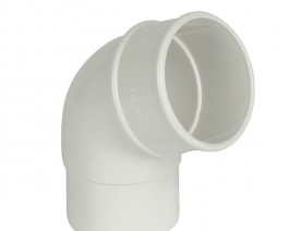 Round Offset Pipe Bend 112 Degree | Choice of Colours | Rockwell Building Plastics