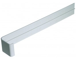 In-Line Joint 300mm x 42mm Leg White| Fascia Board | Fascia | Rockwell Building Plastic | Fascia and Accessories