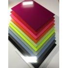 High Gloss PVC Cladding Colour Range