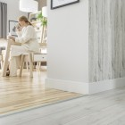 Vox Evera MDF Skirting Board lightweight low maintenance | Rockwell Building Plastics