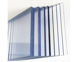 Solid Polycarbonate Sheet | Rockwell Building Plastics